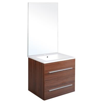 Combo mueble + lavamanos + espejo