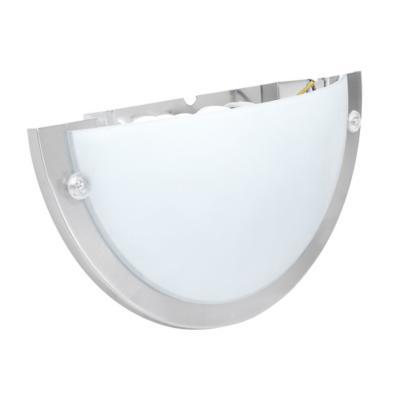 Apliqué vidrio gris