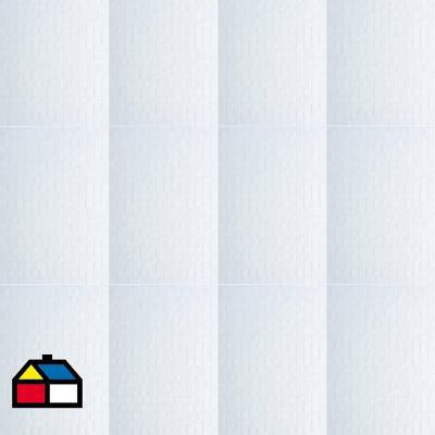 Cerámica Muro blanco 30x45 cm 1,62 m2