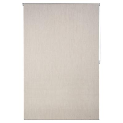 Cortina black-out Texturada 120x165 cm beige