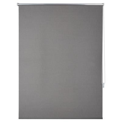 Cortina black-out Texturada 100x100 cm gris