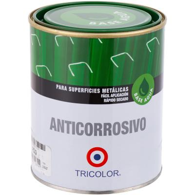 Anticorrosivo a base de agua opaco 1/4 gl rojo