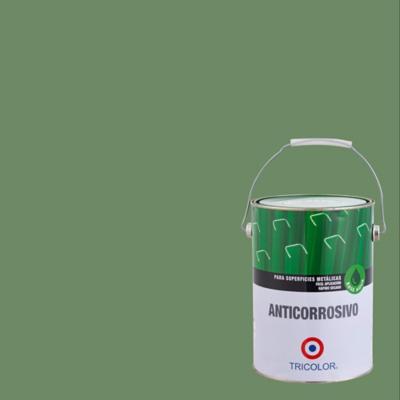 Anticorrosivo a base de agua opaco 1 gl gris verdoso