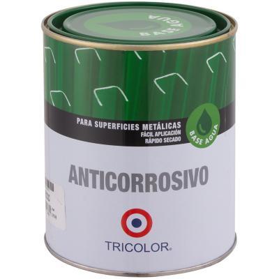 Anticorrosivo a base de agua opaco 1/4 gl gris verdoso
