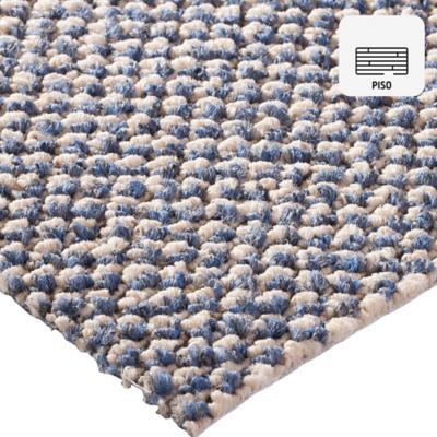 Alfombra Toledo beige - azul 105 m2
