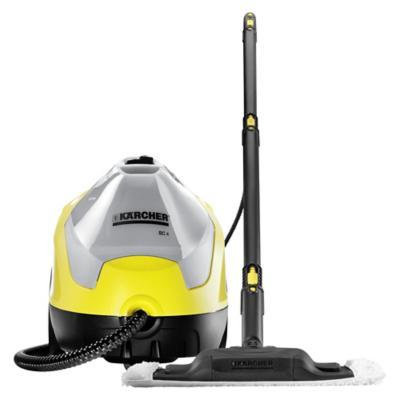 Limpiador a vapor 0,8 litros amarillo