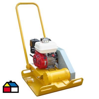 Placa compactadora 6300 V.P.M. 5,5 HP