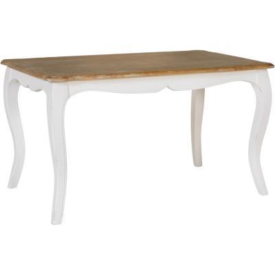 Mesa de comedor rectangular 180x100 cm