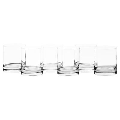 Set Vasos de Vidrio 325 ml 6 Unidades