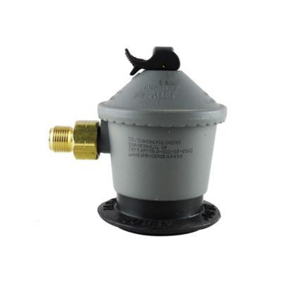 """Kit regulador de gas + flexible 3/8"""" x 1/2"""""""