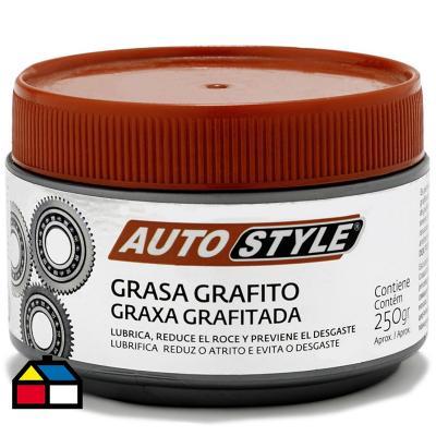 Grasa grafito 250 gr tarro