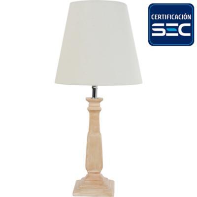 Lámpara de mesa 48 cm 60 W