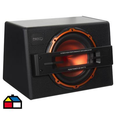 Bazuka amplificadora 400 W