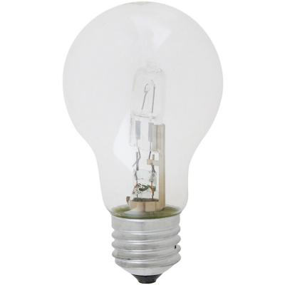 Ampolleta halógena E27 70W luz cálida