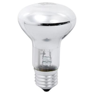 Ampolleta Eco halógena E27 42w  luz cálida
