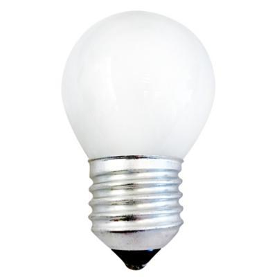 Ampolleta halógena E27 40W luz cálida