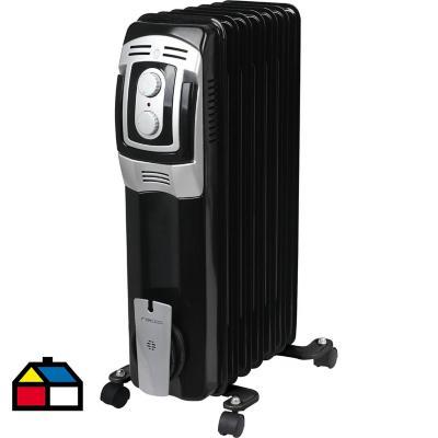 Calefactor oleoeléctrico