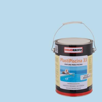 Plastipiscina 33 celeste agua