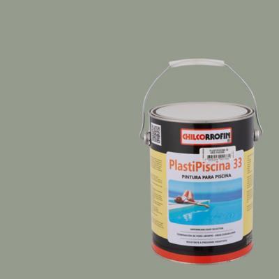 Plastipiscina 33 gris piscina