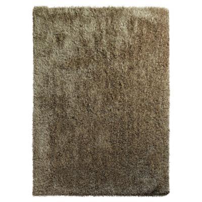 Alfombra shaggy cashmere 160x230 cm café