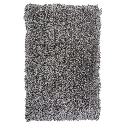 Bajada de cama shaggy cashmere 60x90 cm gris