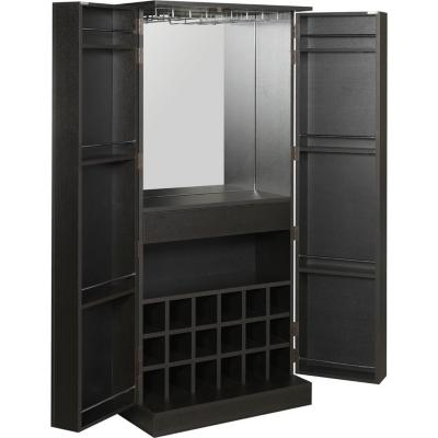 Bar con espejo 175x75x41 cm