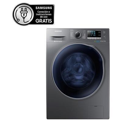 Lavadora secadora WD10J6410AX 10,5/6 kg gris