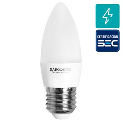Ampolleta LED E-27 25 w Cálida