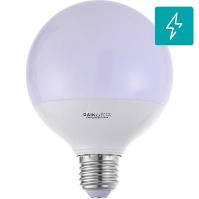 Ampolleta LED E27 60W luz cálida