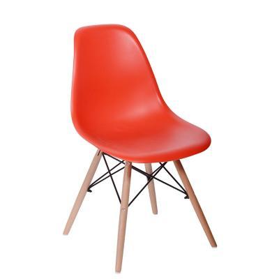 Silla 46x48x85 cm rojo