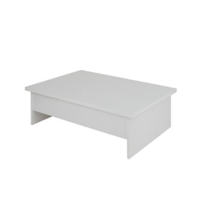 Mesa de centro 69x104x119 cm blanco