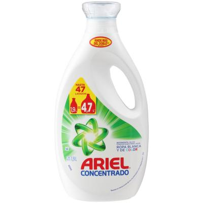 Detergente líquido 1,9 litros botella