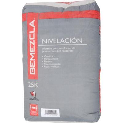 Nivelador en polvo 25 kg