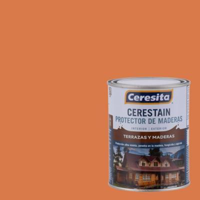 Preservante de madera satinado 1/4 gl Alerce