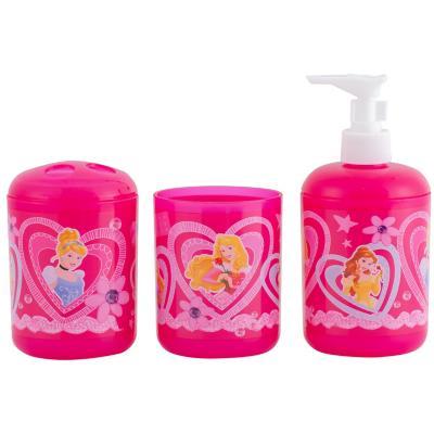 Kit infantil de accesorios para baño 3 piezas