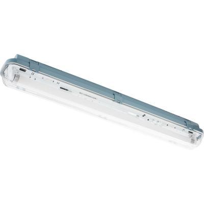 Equipo fluorescente estanco 8,7x65 cm 18 W con tubo