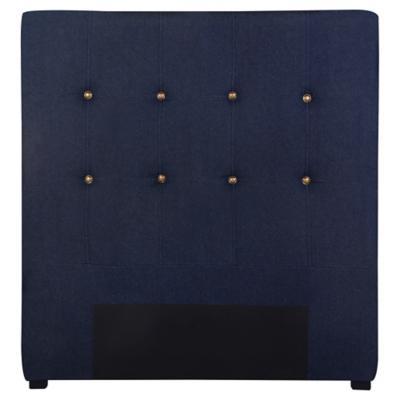 Respaldo 120x8x115 cm azul