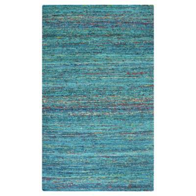 Alfombra Sari 160x230 cm turquesa