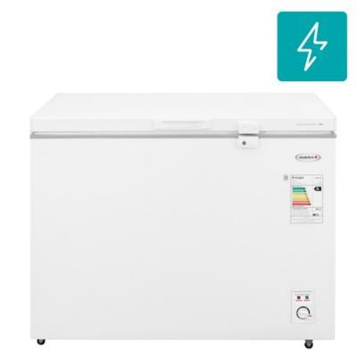Freezer horizontal 300 litros blanco