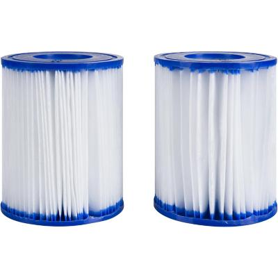 Set de cartuchos para filtro de piscina 530/800 gl