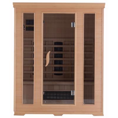 Sala de sauna 190x110x150 cm