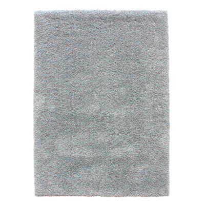 Alfombra shaggy soft mix 160x230 cm turquesa