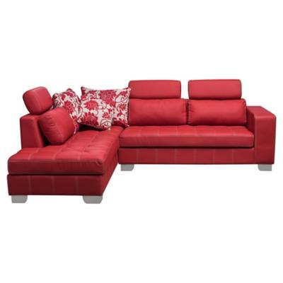 Seccional 93x160x80 cm rojo