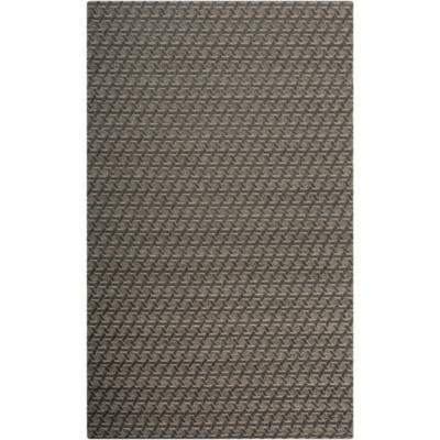 Alfombra puntos int/ext 120x170 cm negro