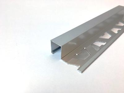 Esquinero 1 m gris