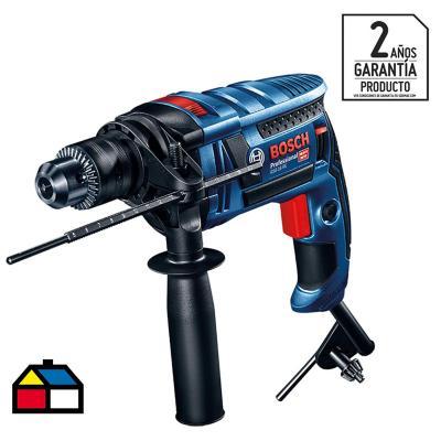 Taladro percutor eléctrico 13 mm 750W