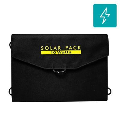 Cargador portátil solar 5V / 1.800 mAh