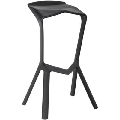 Piso bar 82x50x43 cm negro