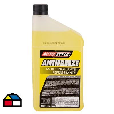Anticongelante concentrado 1 litro bidón