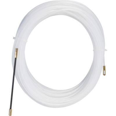 Pasacable 4 mm 15 m acero
